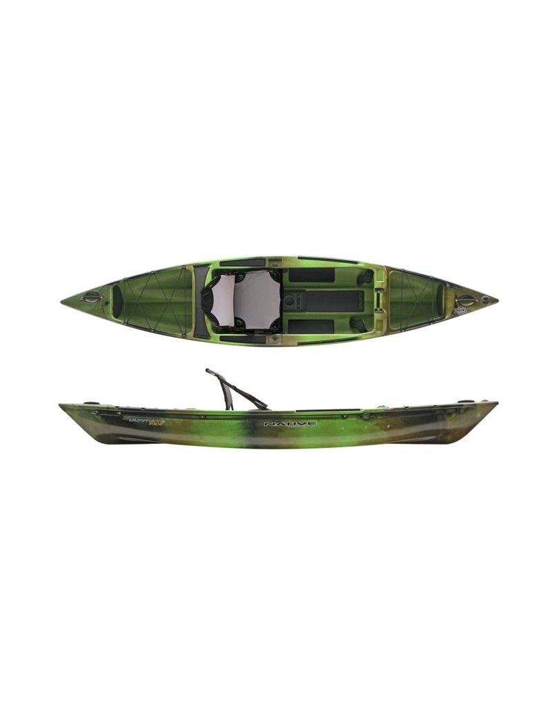 Native WaterCraft Native Watercraft Ultimate FX 12 Pro Fishing Kayak
