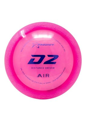 Prodigy Disc Golf Prodigy D2 Air Distance Driver Golf Disc