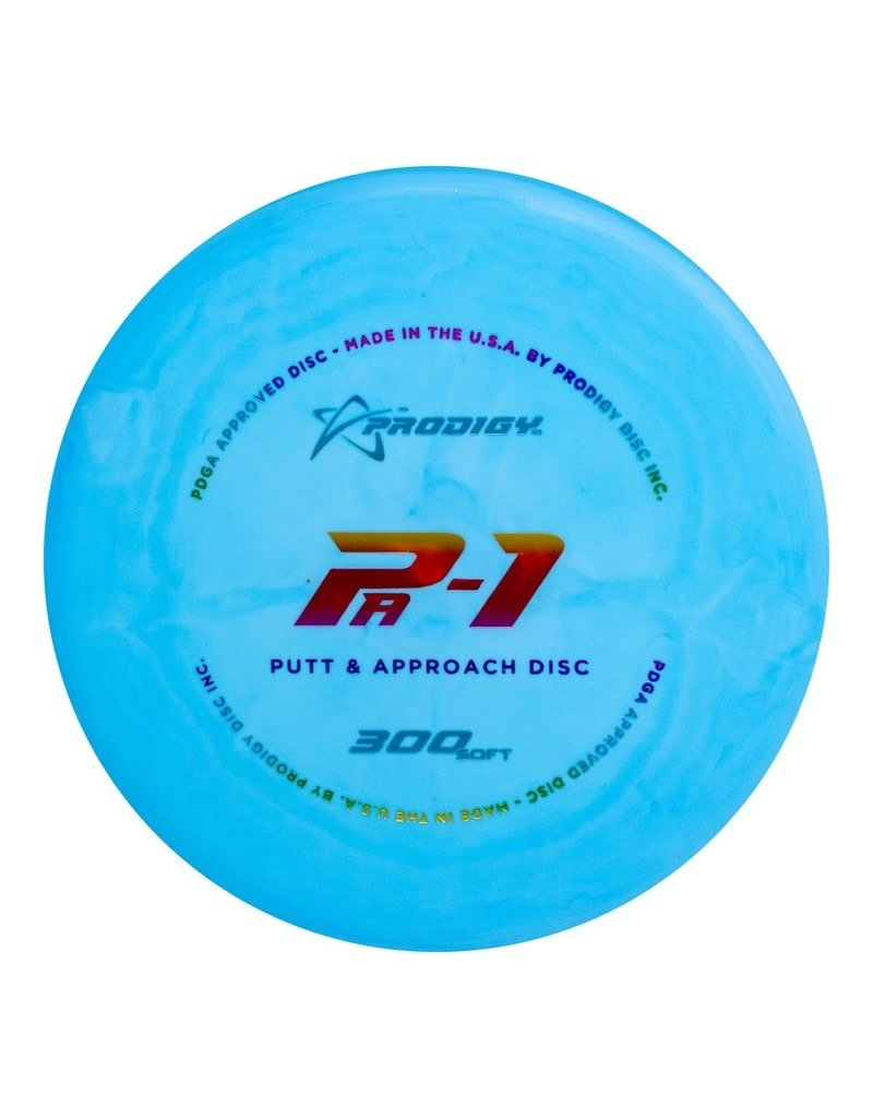 Prodigy Disc Golf Prodigy Pa-1 300 Soft Putt and Approach Golf Disc