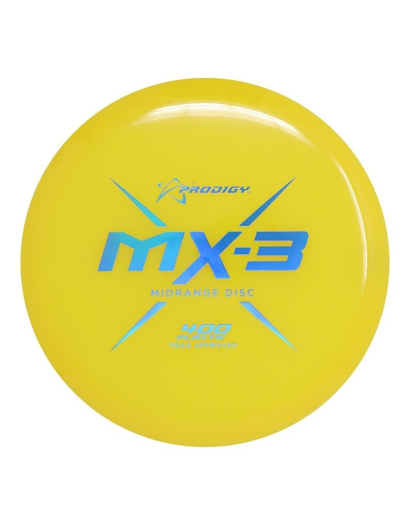 Prodigy Disc Golf Prodigy MX3 400 Mid Range Golf Disc