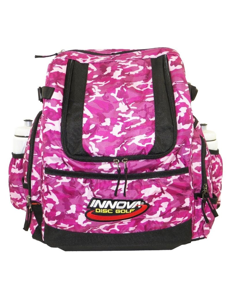 Innova Innova Disc Golf Hero Pack Disc Golf Backpack Bag