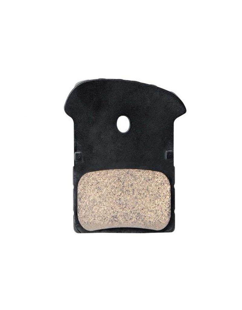 Shimano Shimano L02A Resin Disc Brake Pads with Fin for Flat Mount BR-RS805, BR- RS505 Road Disc Calipers