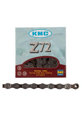 KMC CHAIN KMC Z72 INDEX 6/7/8s SL 116L