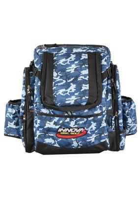 Innova Innova Super Hero Pack Disc Golf Bag Blue Camo