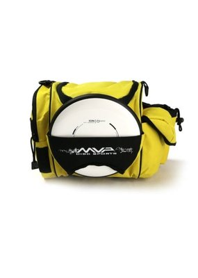 MVP Discs MVP Disc Beaker Disc Golf Bag With Straps