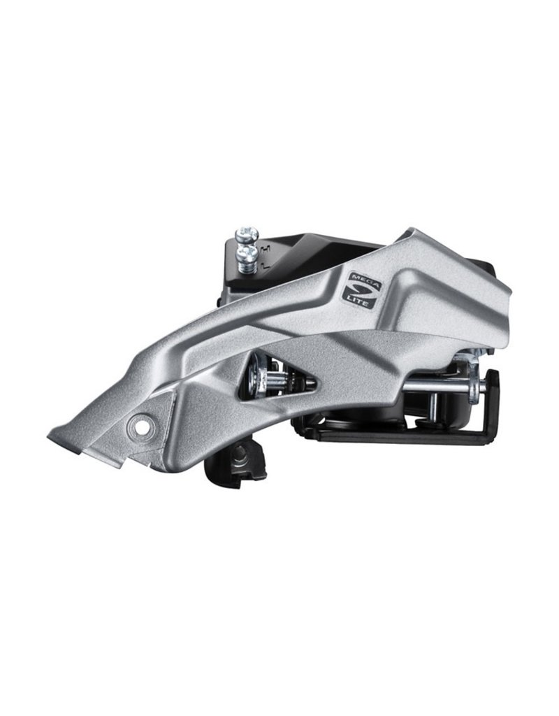 Shimano Shimano FRONT DERAILLEUR, FD-M2000, ALTUS, DOWN-SWING DUAL-PULL, FOR 3X9, BAND TYPE