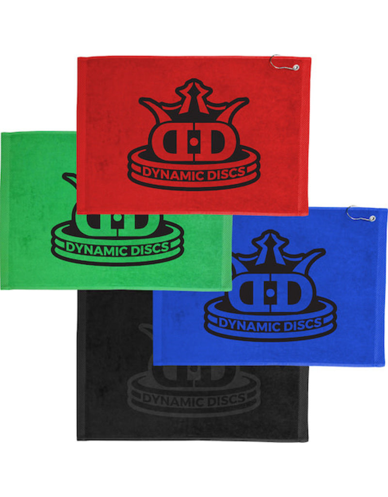 Dynamic Discs Dynamic Discs Stacked Disc Golf Towel