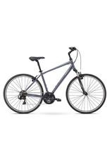 Fuji Fuji Crosstown 2.1 Lifestyle Hybrid Bicycle Charcoal