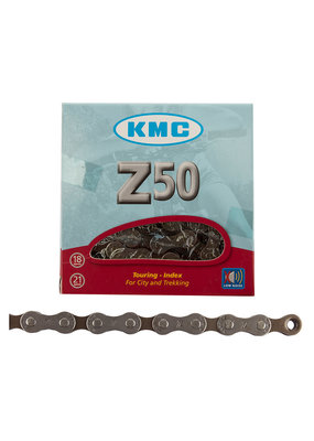 KMC KMC Bicycle Chain Z50  6/7 Speed Silver 116L