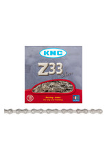 KMC KMC Bicycle Chain Z33NP 5/6 speed Silver116L