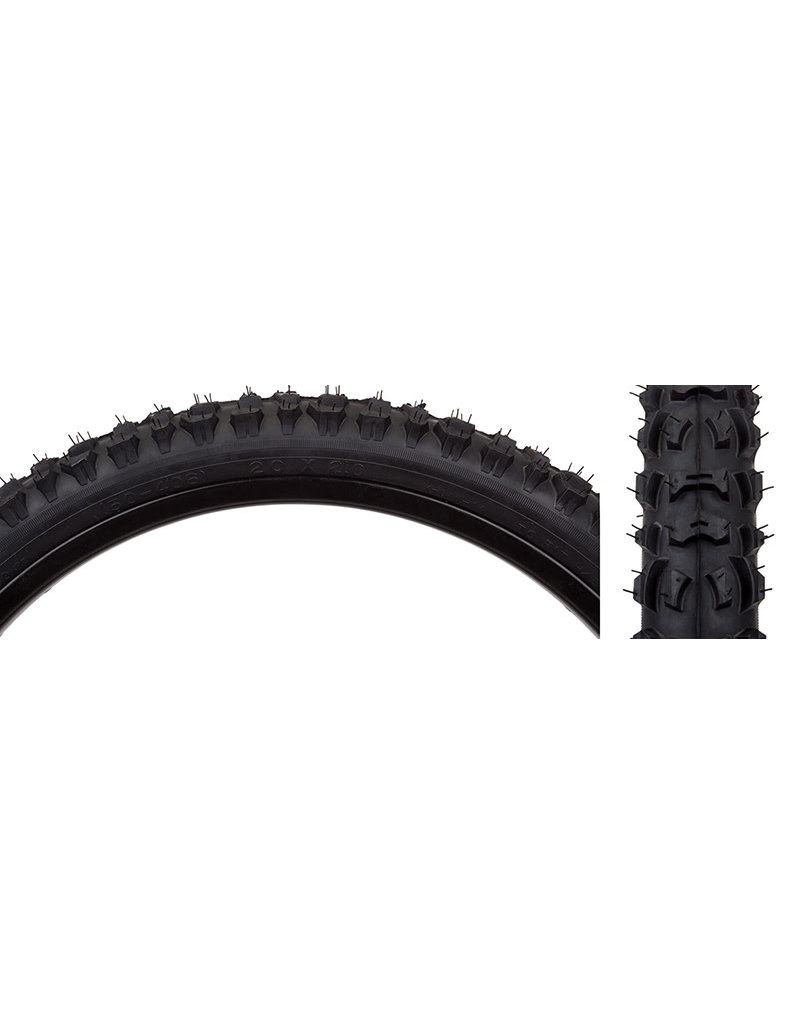 SUNLITE Kenda Bicycle Tire 20x2.0 Black K816