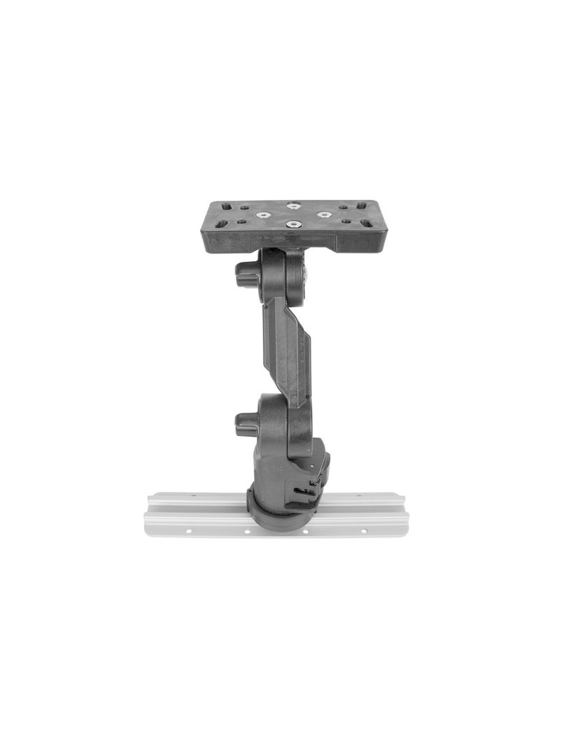 YAKATTACK Fish Finder Mount W/LockNLoad Mounting System, Helix Series, 4in ext
