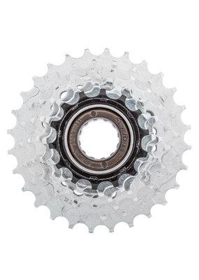 Sunrace Free Wheel MULTI SUNRACE MFM2A 14-28 6 speed INDEX UCP/BK