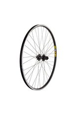 "Hybrid Bicycle Rear Wheel 700C/29"" Alloy Disc Double Wall"