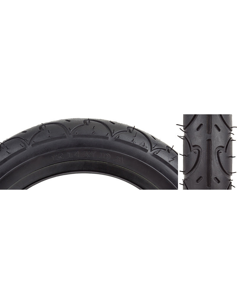 SUNLITE Sunlite Bicycle TIRES 12-1/2x2-1/4 BK/BK K909