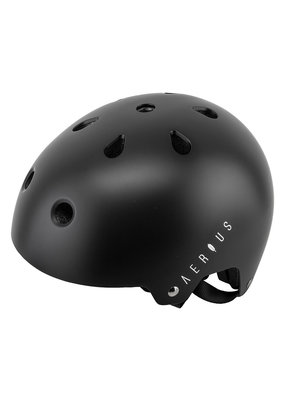 AERIUS AERIUS SKID LID SKATE and BMX STYLE BICYCLE HELMET L/XL