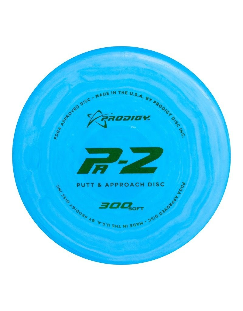 Prodigy Disc Golf Prodigy PA-2 300 Soft Putt and Approach Disc Golf Disc
