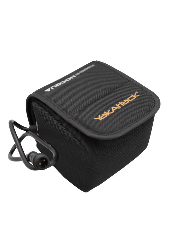 YAKATTACK 10Ah Battery Power Kit, Lithium-ion water-resistant battery pack w/charger