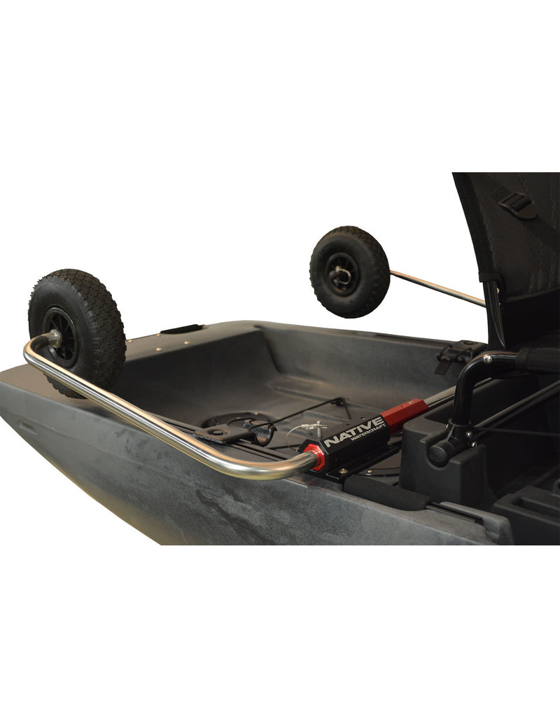Native WaterCraft Native Watercraft Sidekick Onboard Wheel Transport System