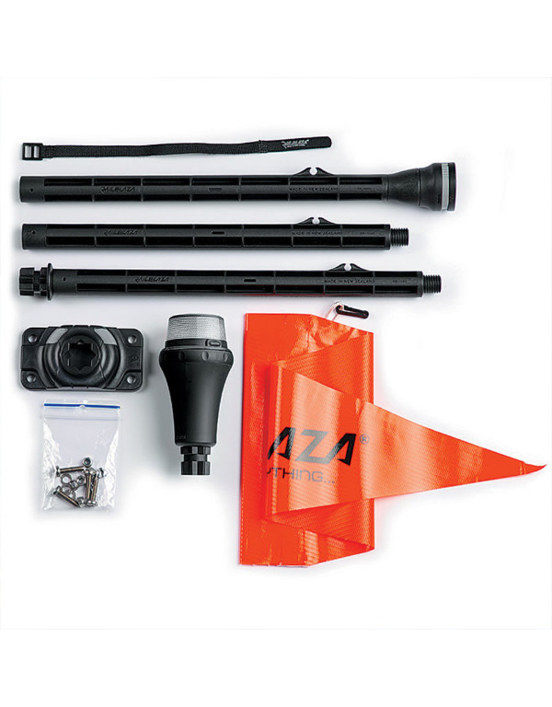 Railblaza Kayak 360 view Kayak Light and Visibility Kit, Black