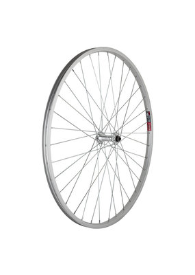 Front Wheel 700x35 Alloy Silver 36 Quick Release SL14gUCP