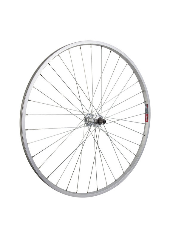 Wheel Master Hybrid Comfor Bicycle Wheel 700x35 622x19 Alloy Free Wheel 5/6/7 speed Quick Release