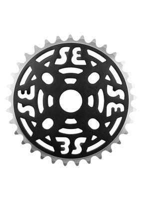 SE BIKES SE RACING BMX BICYCLE CHAINRING 1pc 33T 1/8 ALOY