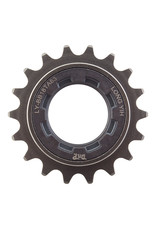 BLACK OPS BlacK OPS BMX STYLE SINGLE SPEED FREEWHEEL 18Tooth x3/32 CROMOLY GUN-GRY 8-KEY