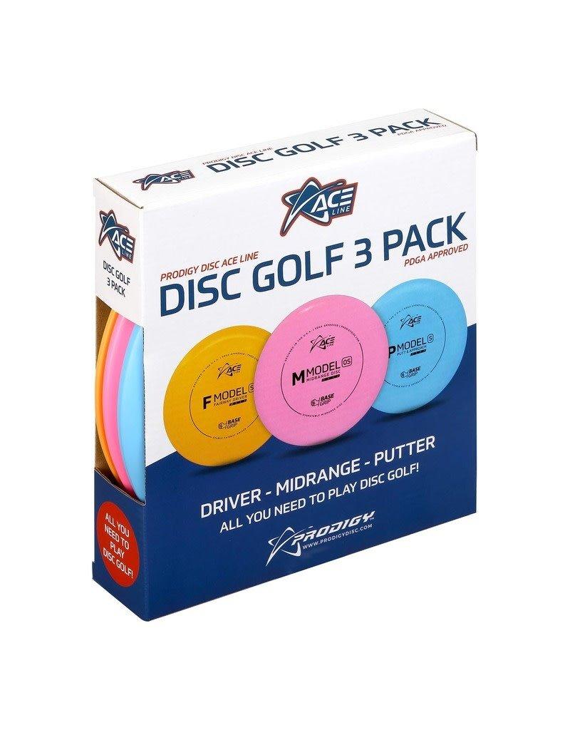 Prodigy Disc Golf Prodigy Discs ACE Line Disc Golf 3 Pack