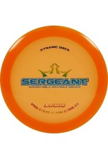 Dynamic Discs Dynamic Discs Lucid Sergeant Distance Driver Golf Disc