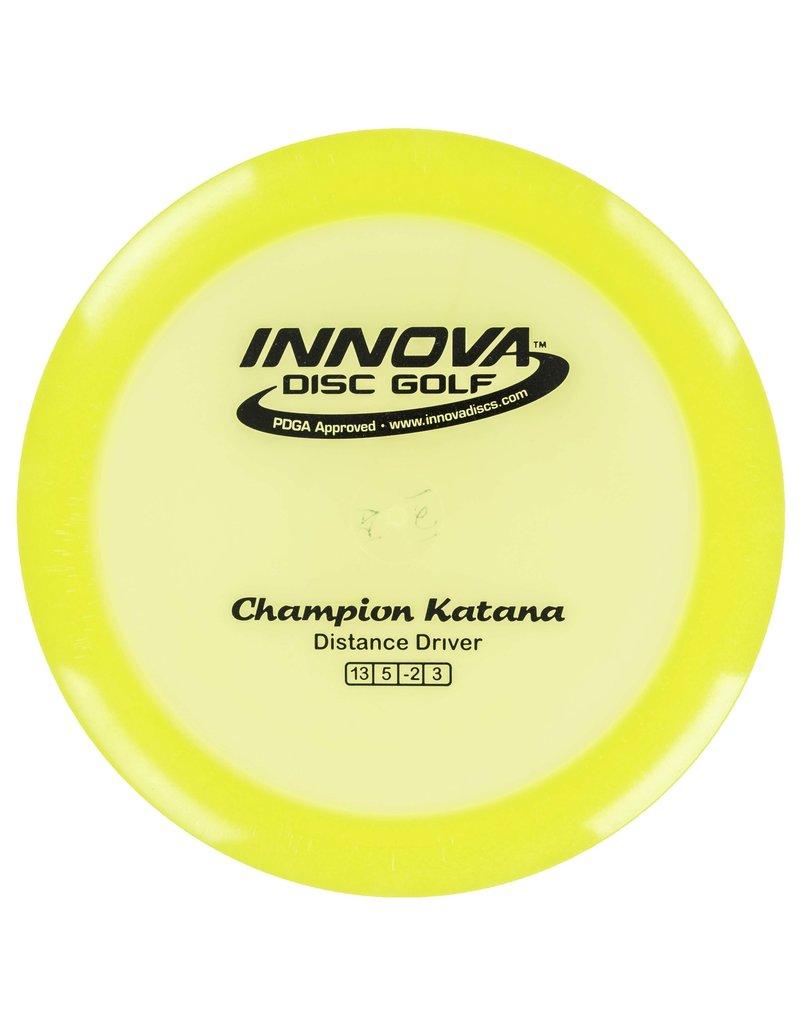 Innova Innova Champion Katana Distance Driver Golf Disc