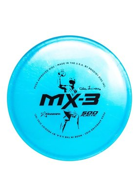 Prodigy Disc Golf Prodigy Discs Cale Leiviska Signature Series MX-3 500 Golf Disc