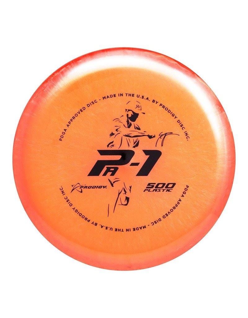 Prodigy Disc Golf Prodigy Discs Seppo Paju Pa-1 500 Golf Disc