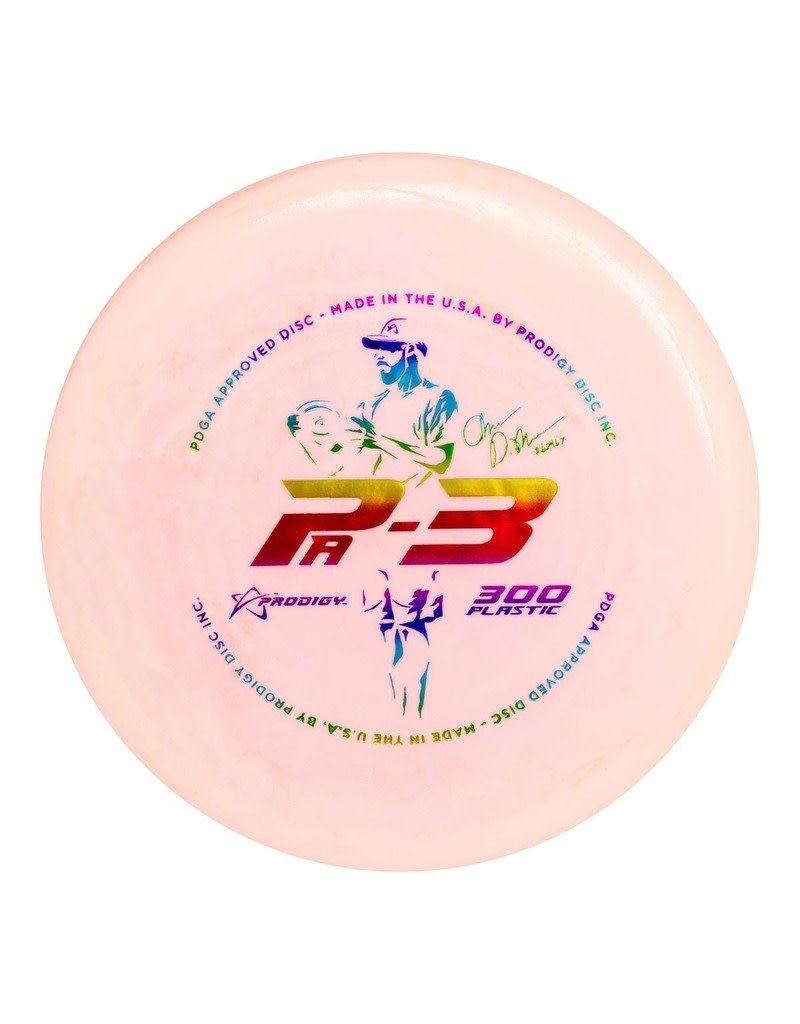 Prodigy Disc Golf Prodigy Discs Chris Dickerson Pa-3 300 Golf Disc