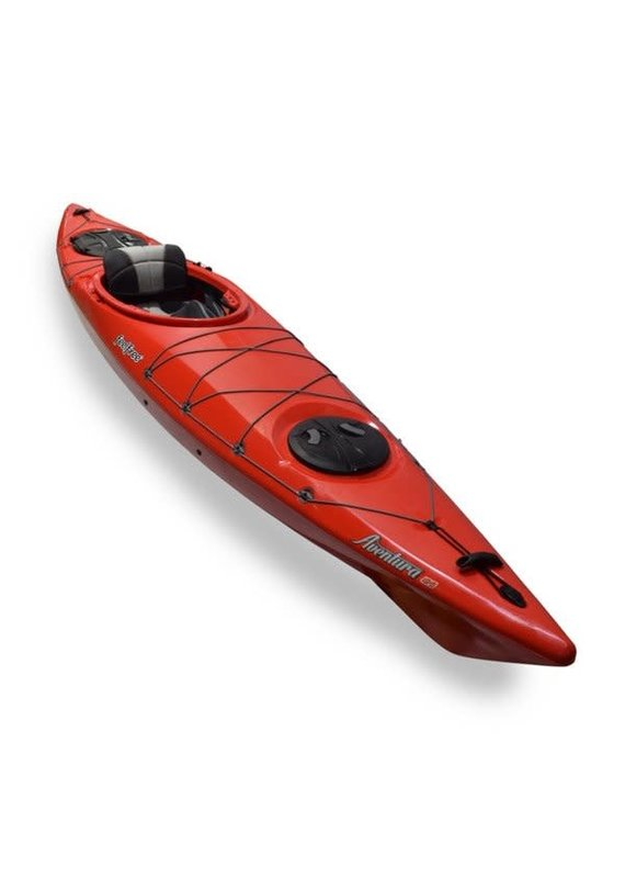Feelfree Feelfree Kayaks Adventura V2 With Skeg and High Back Rest Velocity Red