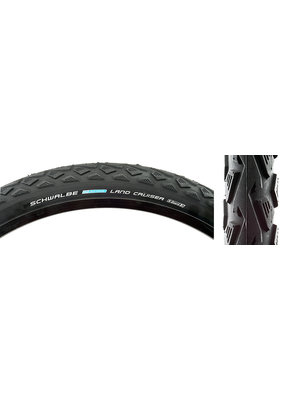 SCHWALBE LAND CRUISER ACTIVE TWIN K-GUARD Bicycle Tire 26x1.75
