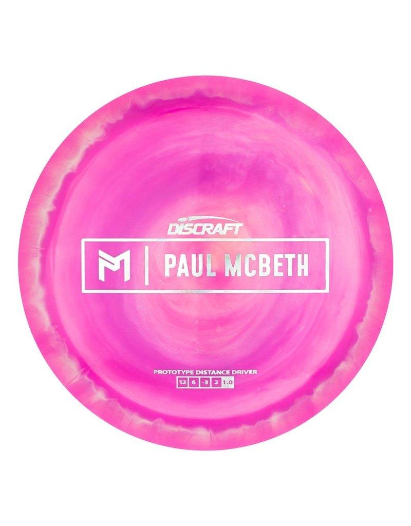 Discraft Discraft Paul McBeth Prototype Distance Driver