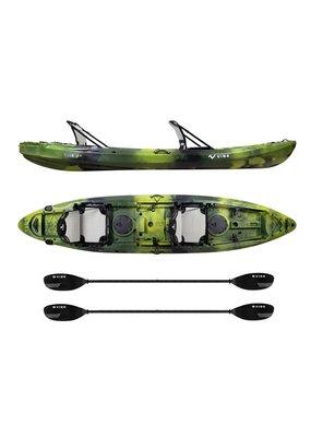 Vibe Vibe Yellowfin 130T Tandem Kayak Bundle