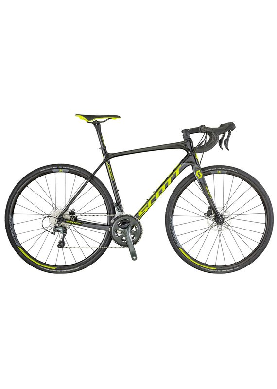 Scott SCOTT Addict 30 disc Road Bike M54