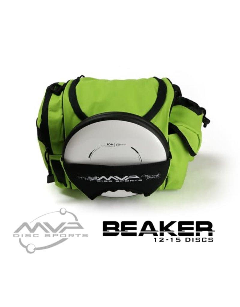 MVP Discs MVP Disc Beaker Disc Golf Bag With Straps