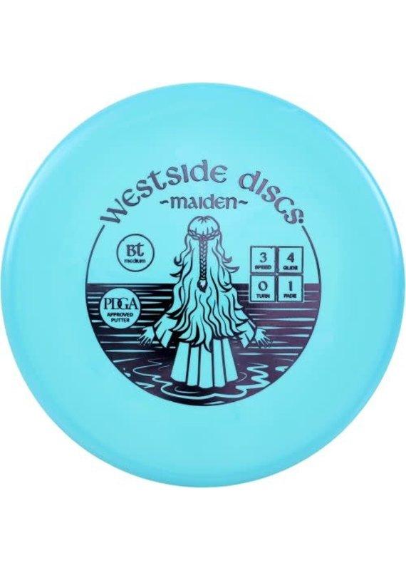 Westside Discs Westside Discs BT Medium Maiden Golf Disc