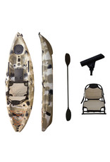 Vanhunks Kayaks Vanhunks Kayaks Manatee 9ft Fishing Kayak