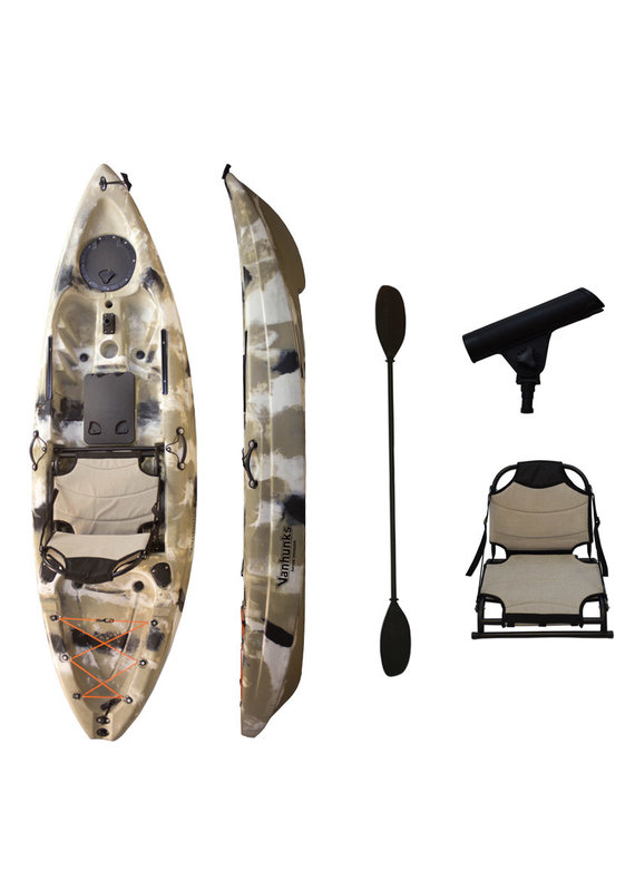 Vanhunks Kayaks Vanhunks Kayaks Manatee 9ft Fishing Kayak