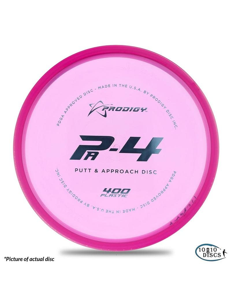 Prodigy Disc Golf Prodigy Pa4 400 Putt and Approach Disc