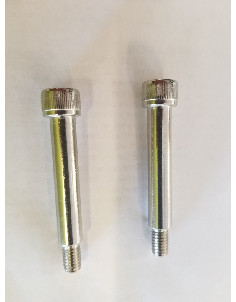 Feelfree Feelfree Kayaks Overdrive Gravity Seat Adjuster Stainless Steel Step Bolt (pair)