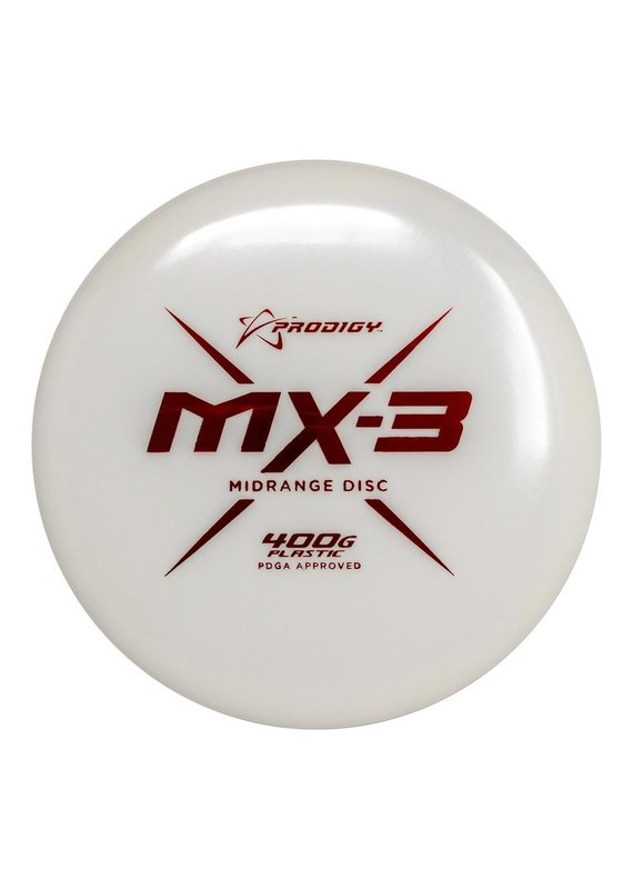 Prodigy Disc Golf Prodigy MX-3 400G Midrange Golf Disc