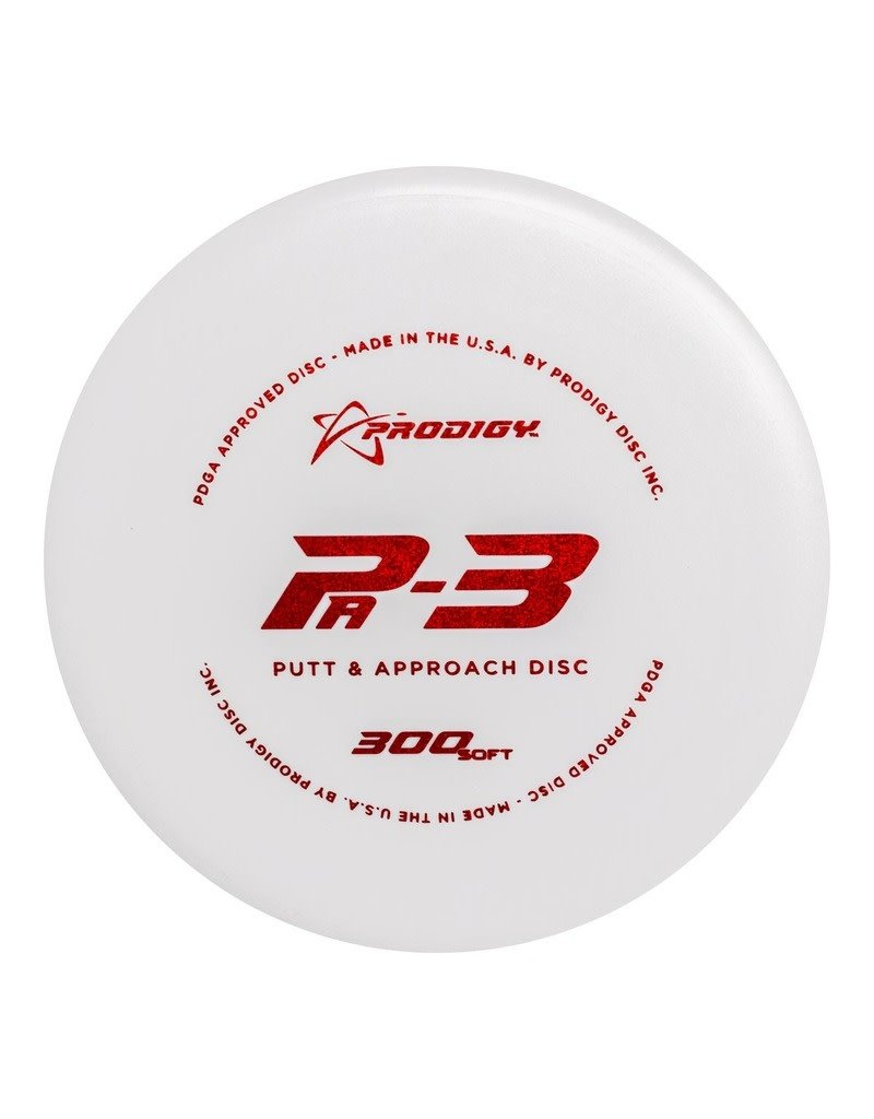 Prodigy Disc Golf Prodigy PA-3 300 Soft Putt and Approach Golf Disc