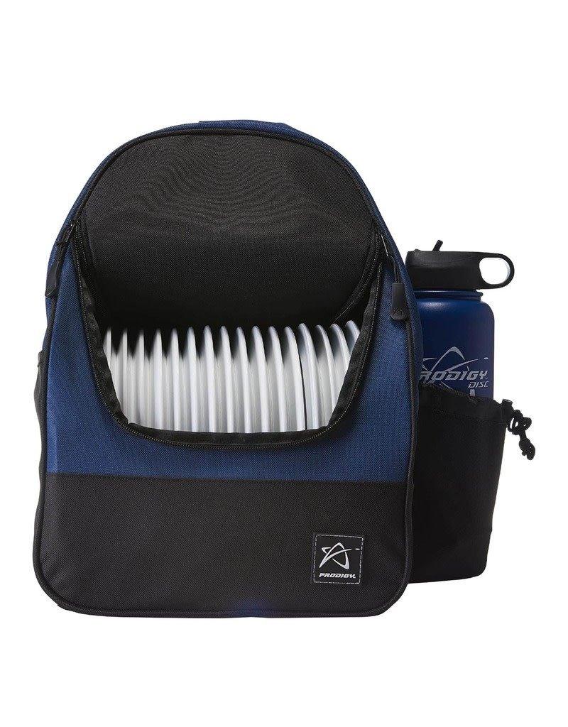 Prodigy Disc Golf Prodigy BP-4 Disc Golf Backpack - Blue/Black