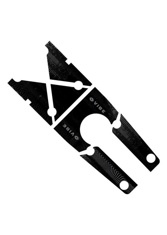Vibe Vibe Yellowfin 120 Deck Padding Kit