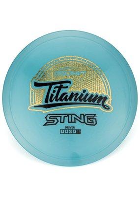 Discraft Discraft Titanium Sting Driver Golf Disc